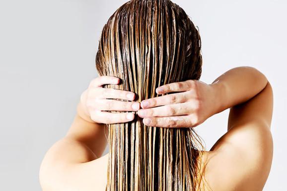 Как красить накладные волосы