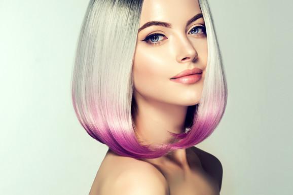 Как сделать амбре окрашивание волос?