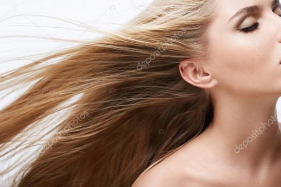 Волосы на клипсах или накладные волосы на заколках